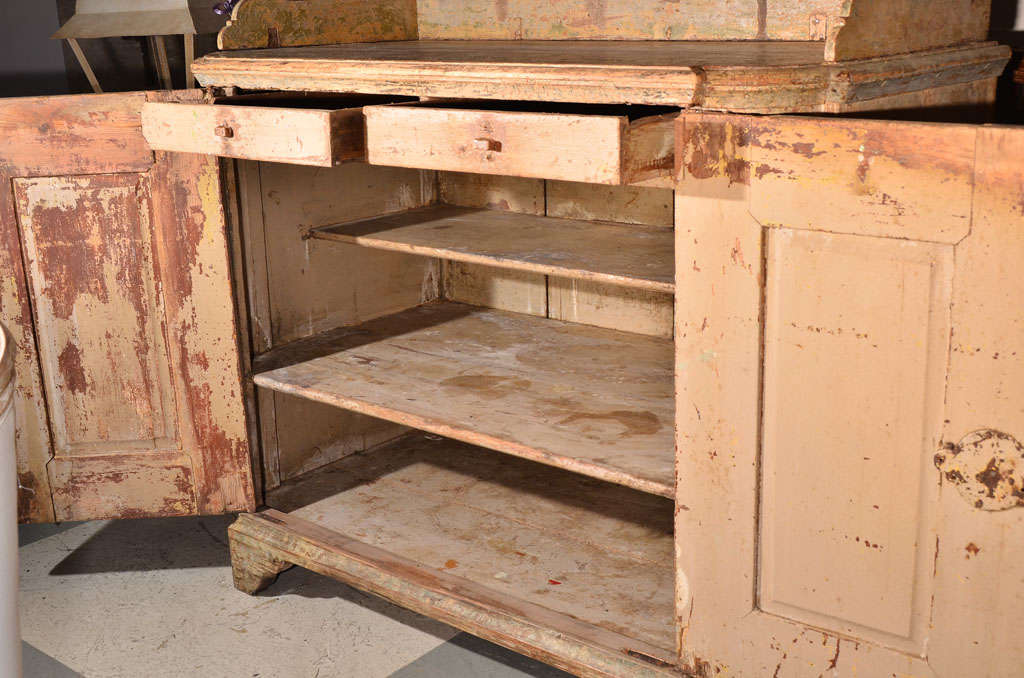 18th Century and Earlier 18th Century Swedish Buffet For Sale