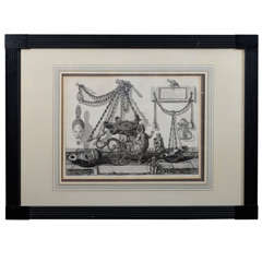 Prints by Francesco Piranesi