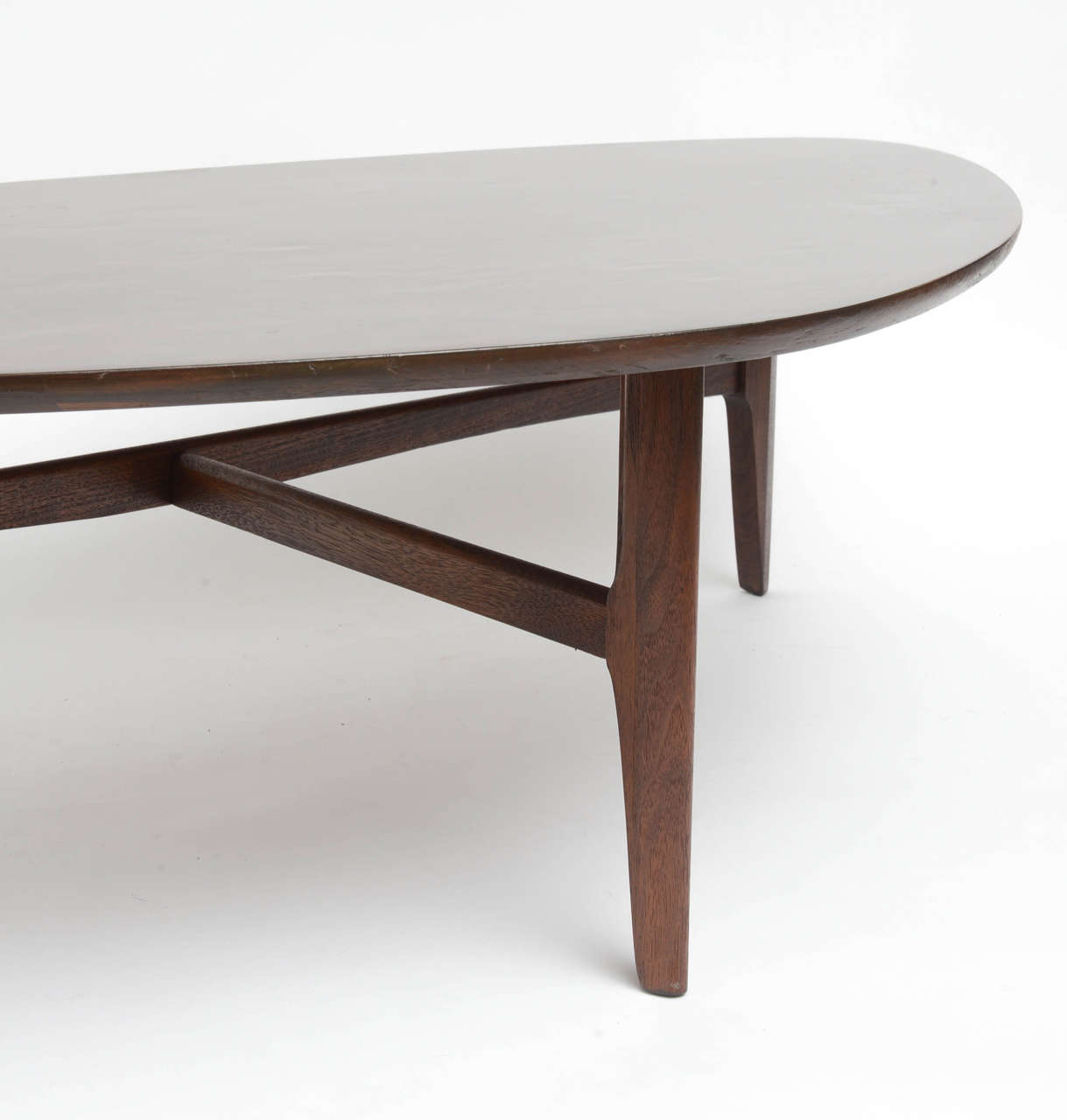 31. Large Okura Kidney Table ($995): This colorful bean-shaped table ...