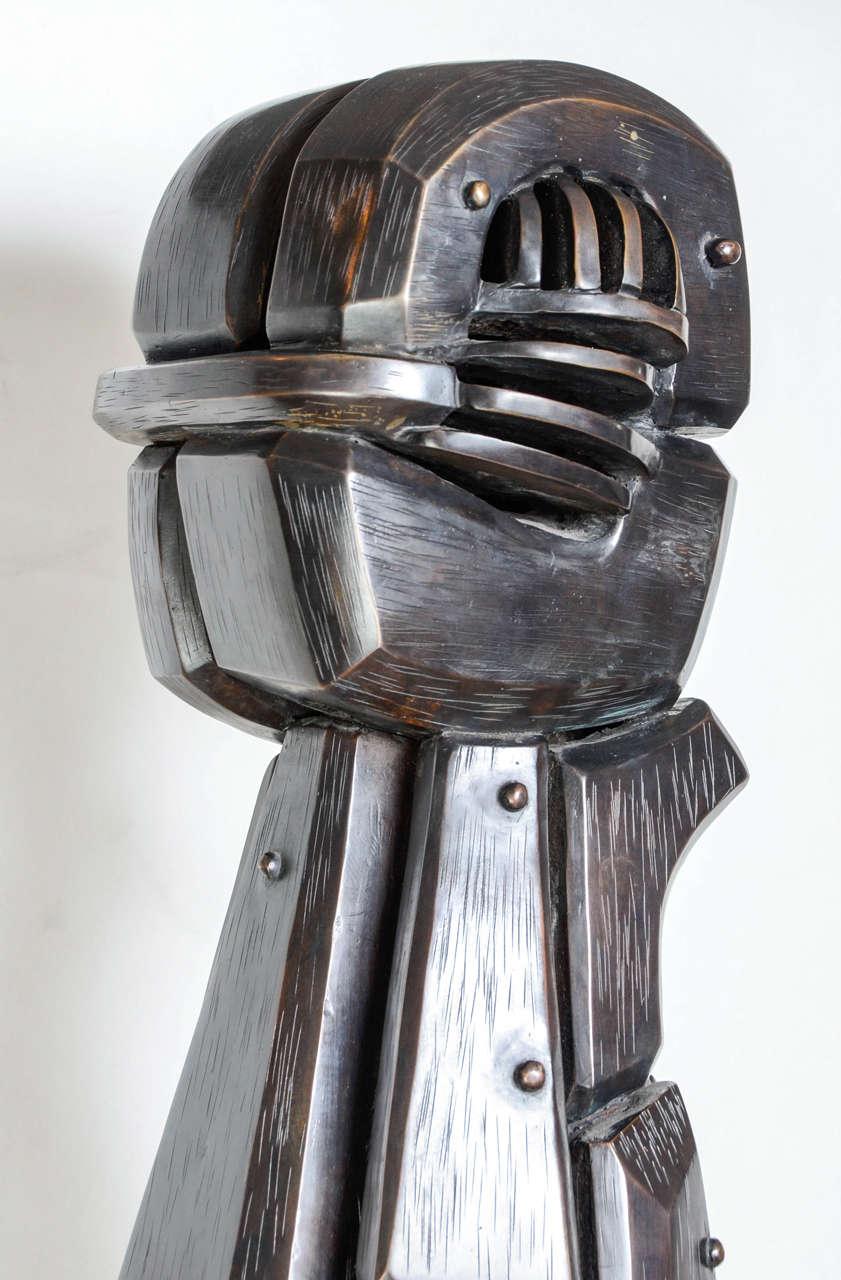 Menina Sculpture by J.Subira-Puig For Sale 1