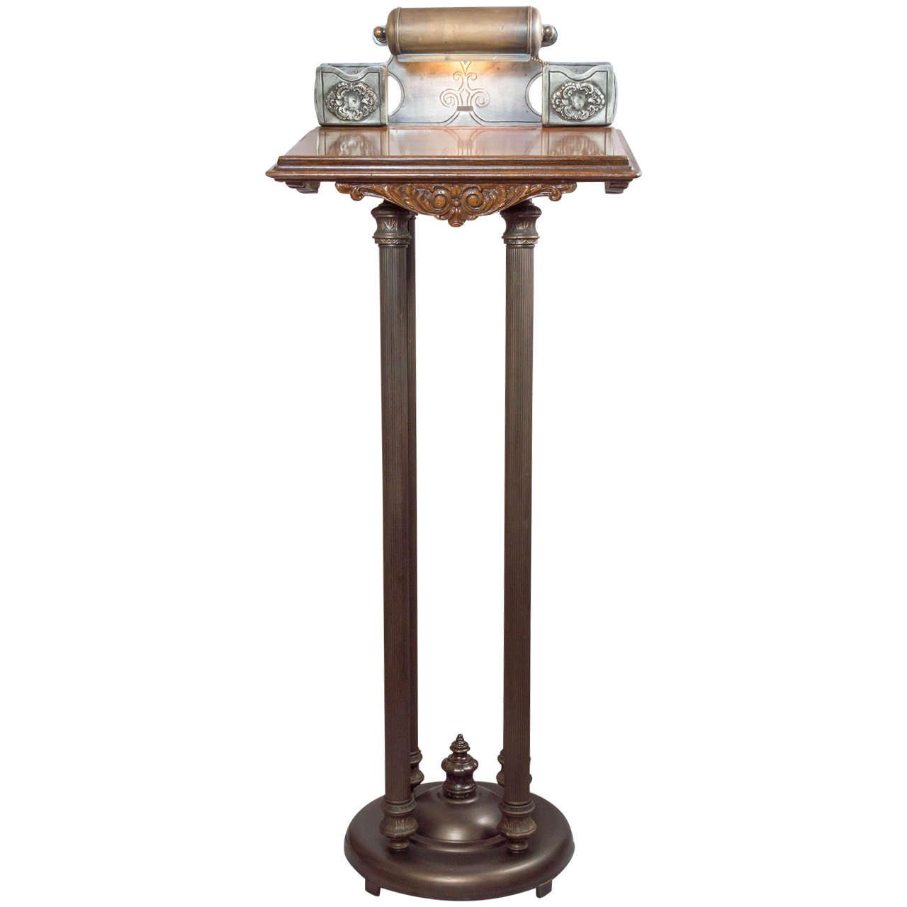 Podium And Lectern Store Art Deco Podium Lectern With