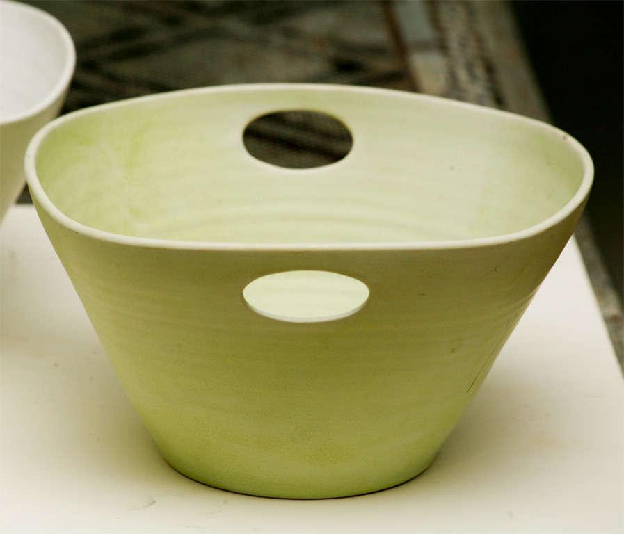 3 Soendergaard Handthrown Pottery Bowls At 1stdibs
