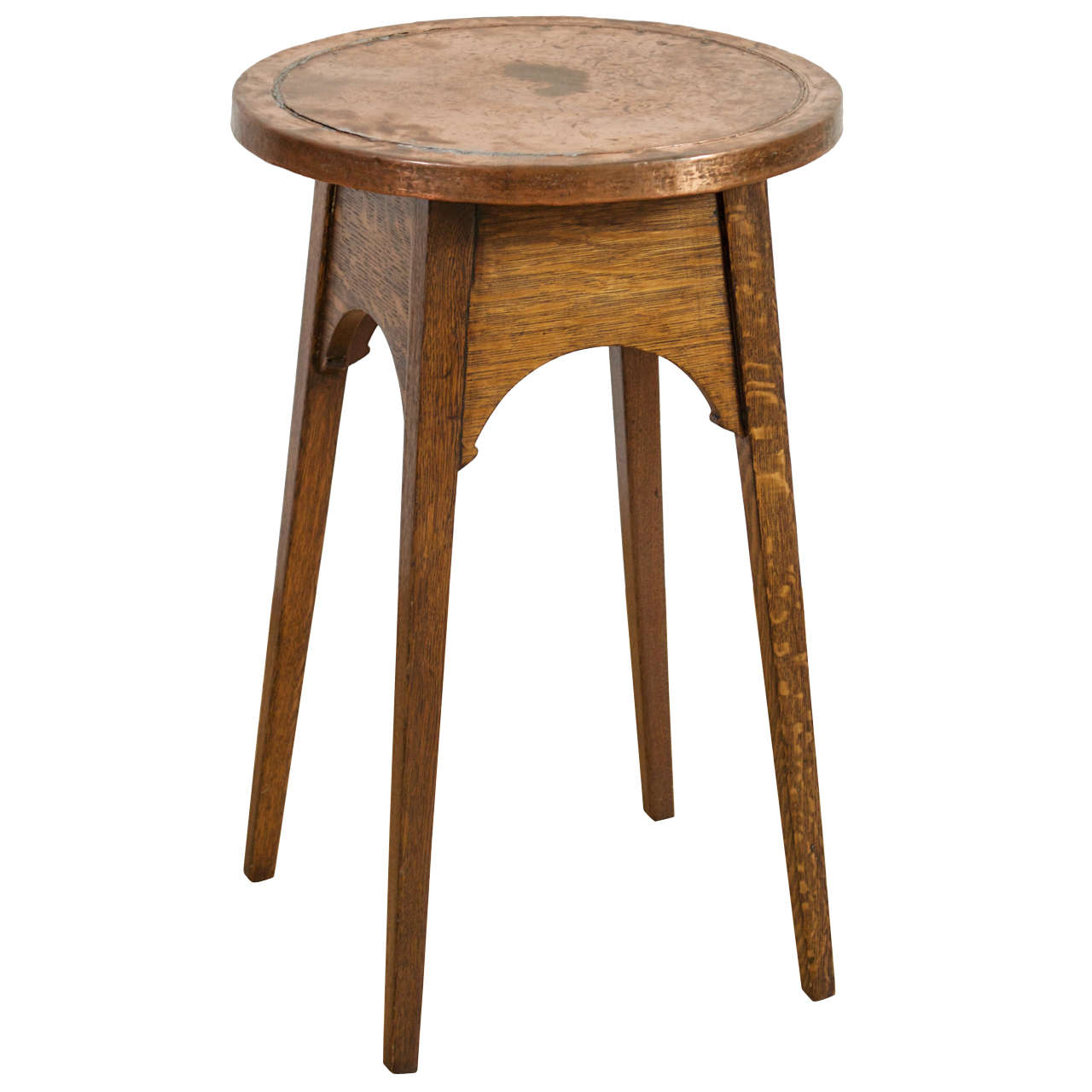 Stickley Brothers quotLucky Pennyquot Drink Stand For Sale at  : X from www.1stdibs.com size 1280 x 1280 jpeg 83kB
