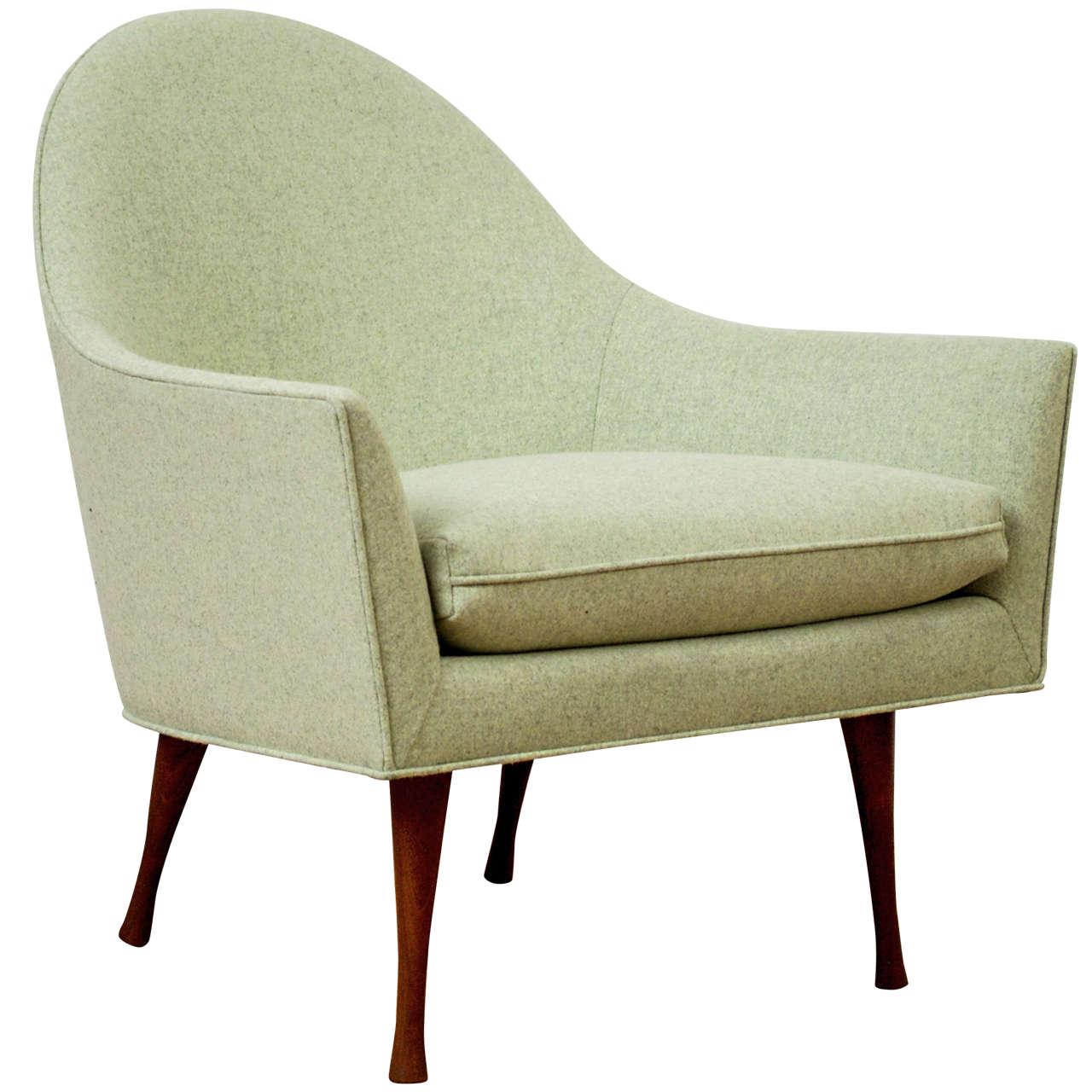 Paul McCobb for Widdi b Lounge Chair at 1stdibs