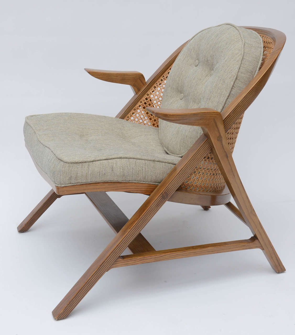Edward wormley a frame lounge chairs for sale at 1stdibs - Edward wormley chairs ...
