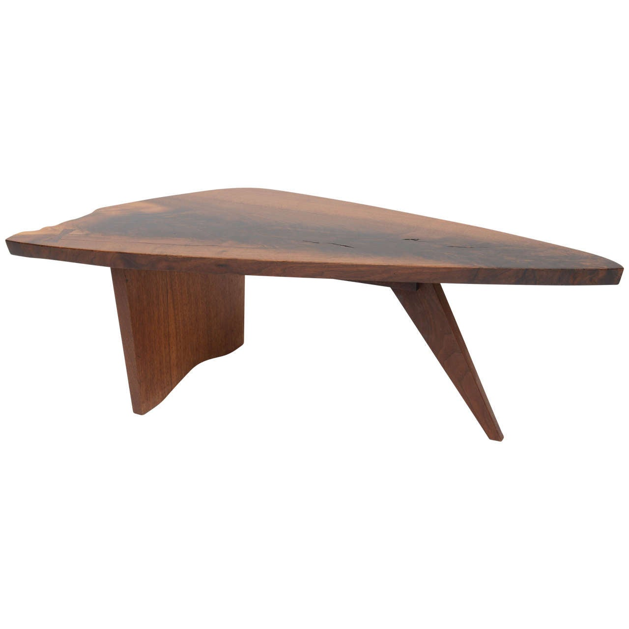 Best 70 nakashima table design decoration of a trestle for Table design 70