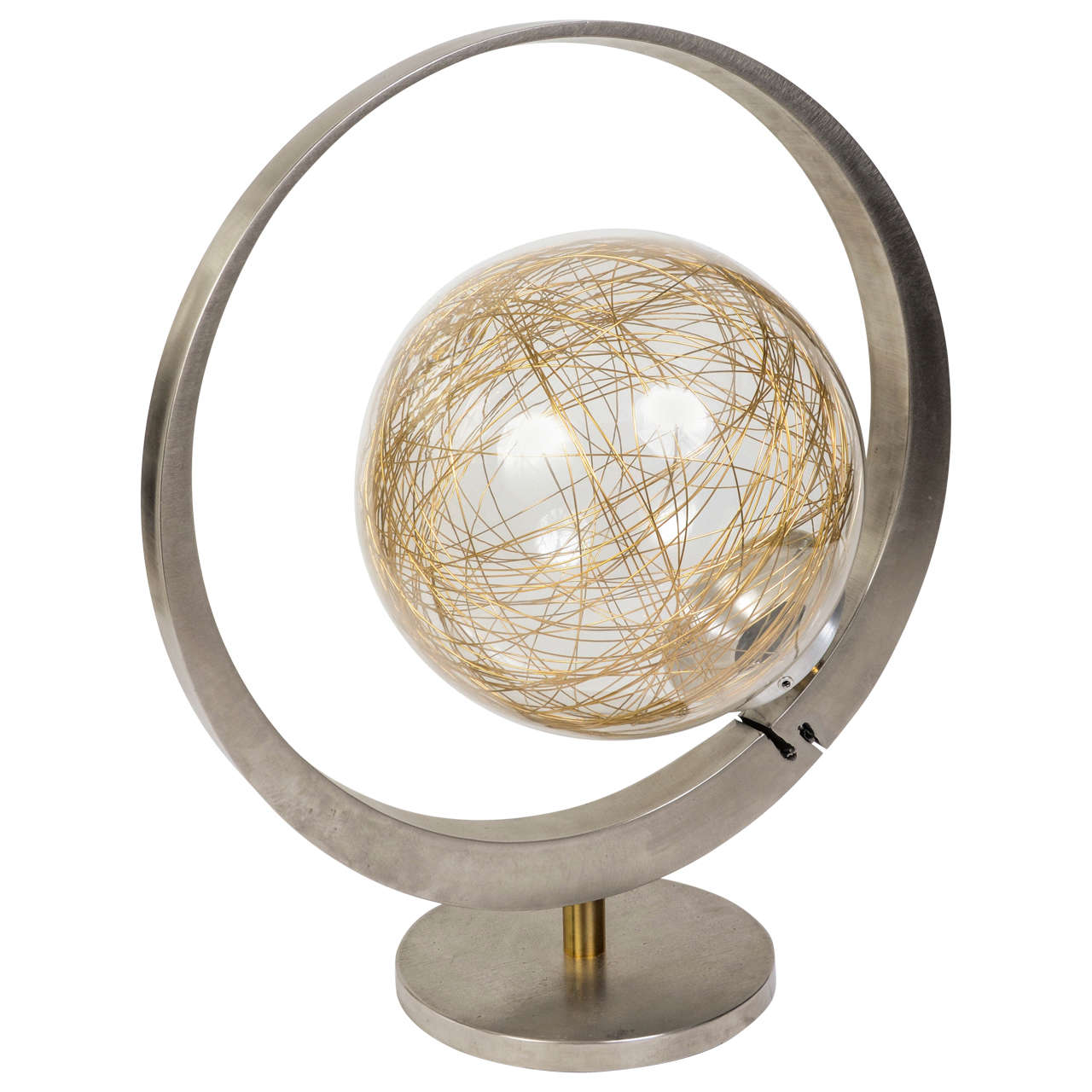 Saturn Lamp by Hisle