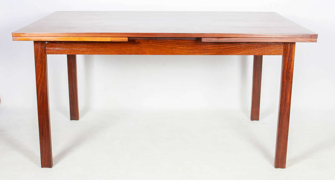Rosewood Dining Table For Sale At 1stdibs