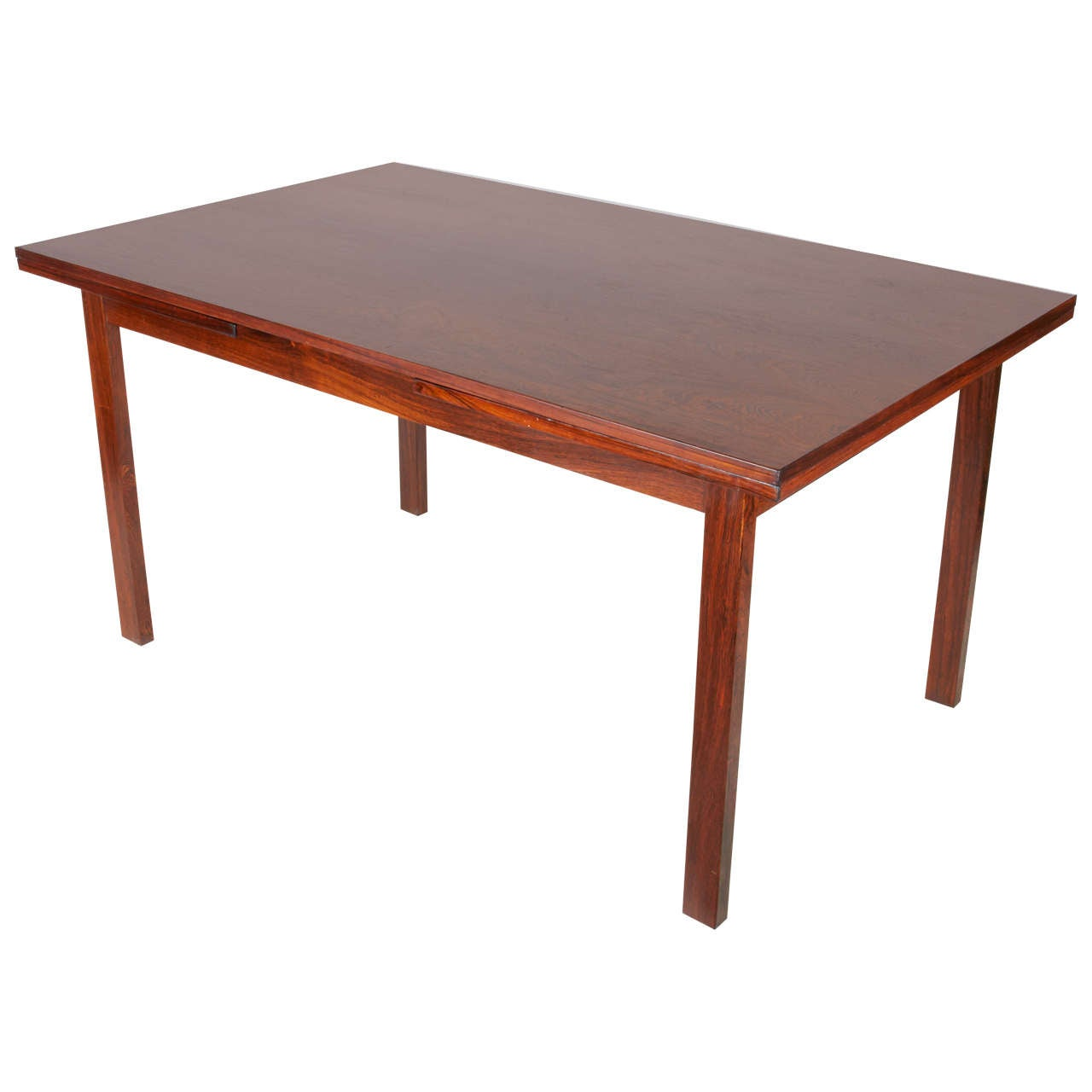 Rosewood Dining Table For Sale at 1stdibs : X from www.1stdibs.com size 1280 x 1280 jpeg 48kB