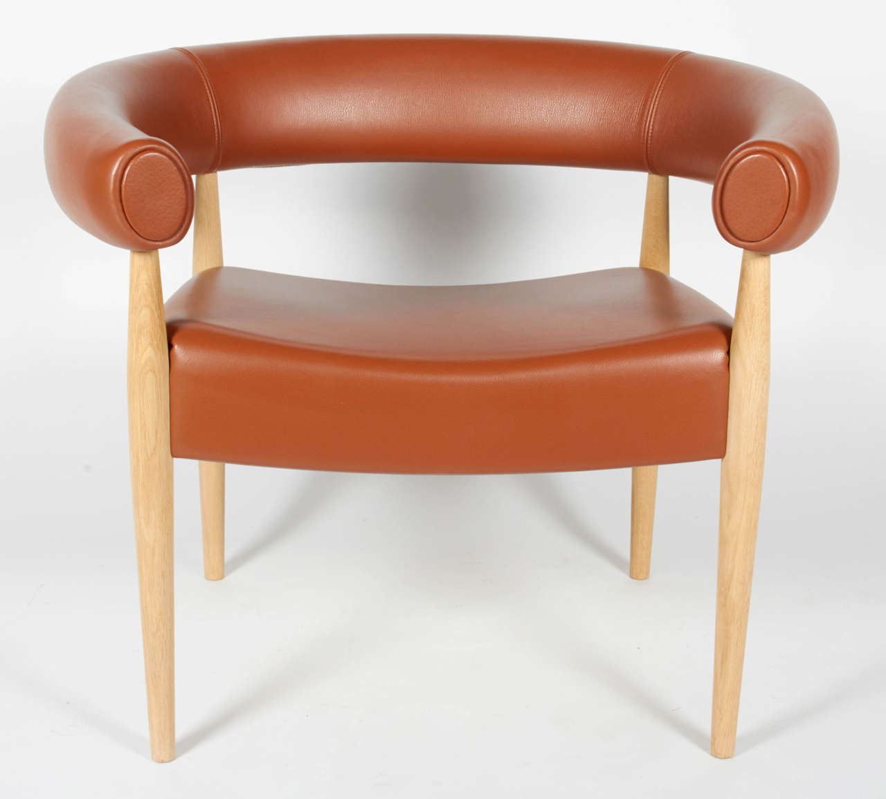 Charmant A Wonderful And Exceptionally Comfortable Pair Of Lounge Chairs By Nanna  Ditzel. The Original Design