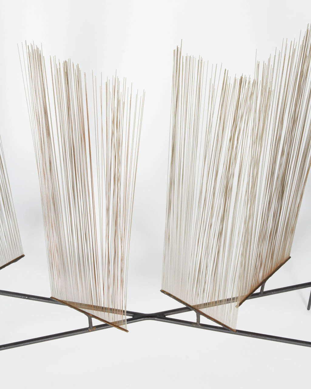 Harry Bertoia Early Wire Form Sculpture, Untitled 3