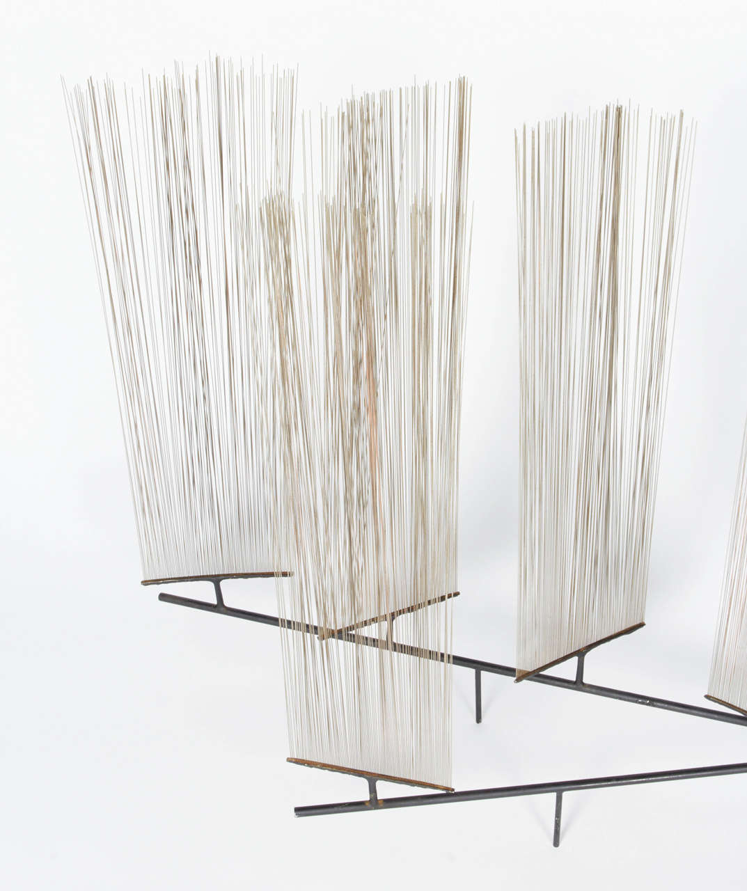 Harry Bertoia Early Wire Form Sculpture, Untitled 4