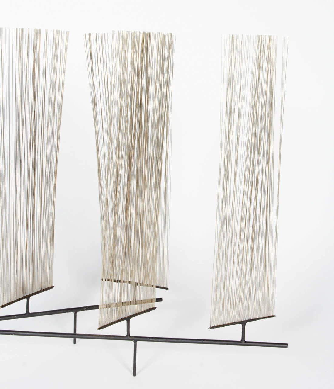 Harry Bertoia Early Wire Form Sculpture, Untitled 5