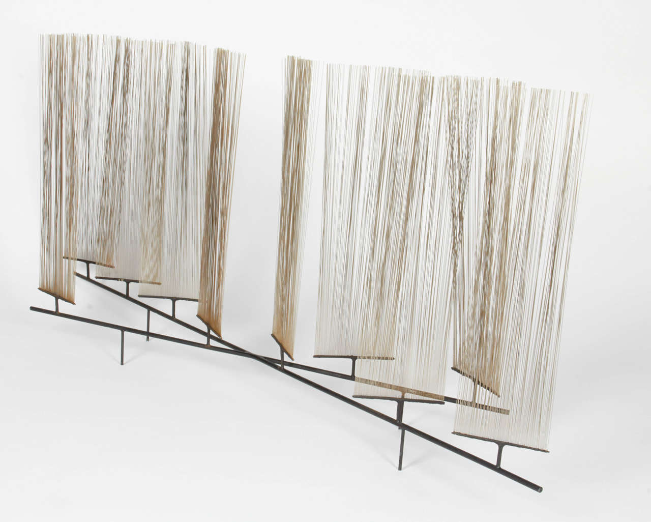 Harry Bertoia Early Wire Form Sculpture, Untitled 7