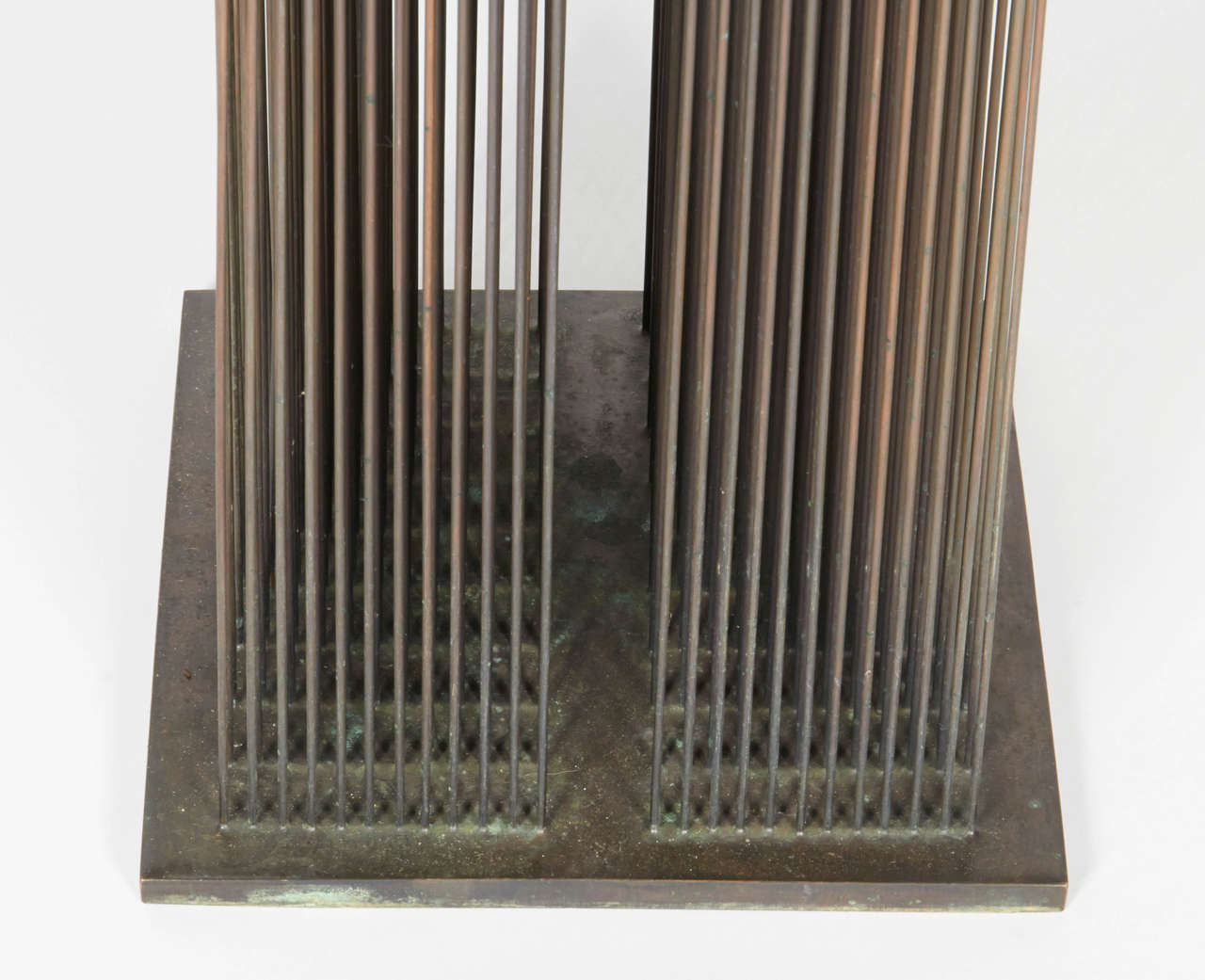 American Sonambient Sculpture by Harry Bertoia For Sale