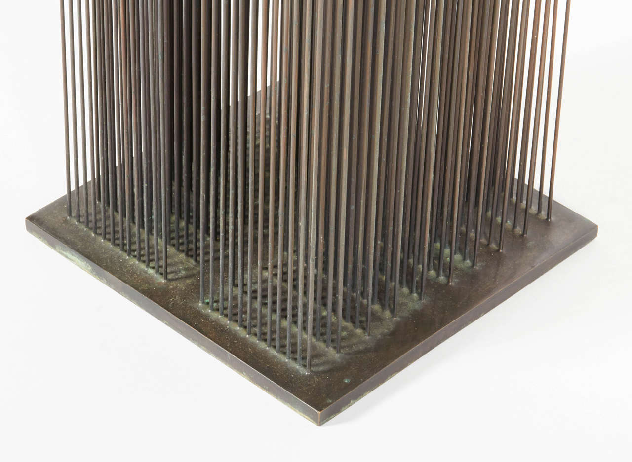 Mid-20th Century Sonambient Sculpture by Harry Bertoia For Sale