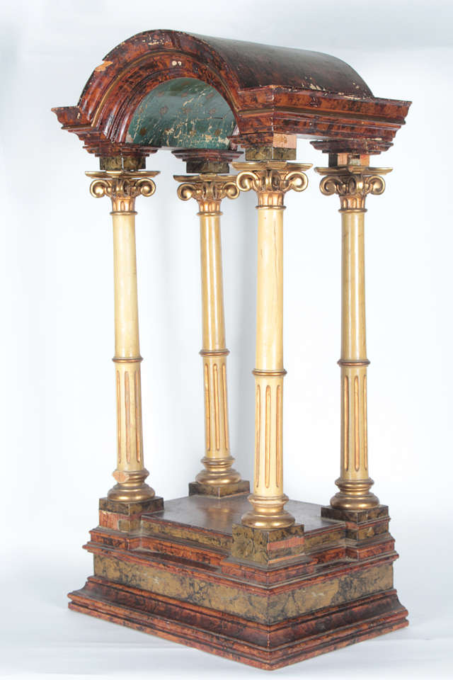 Early 19th century italian architectural model for sale at for Architecture models for sale