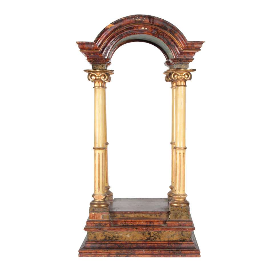 Early 19th Century Italian Architectural Model For Sale At