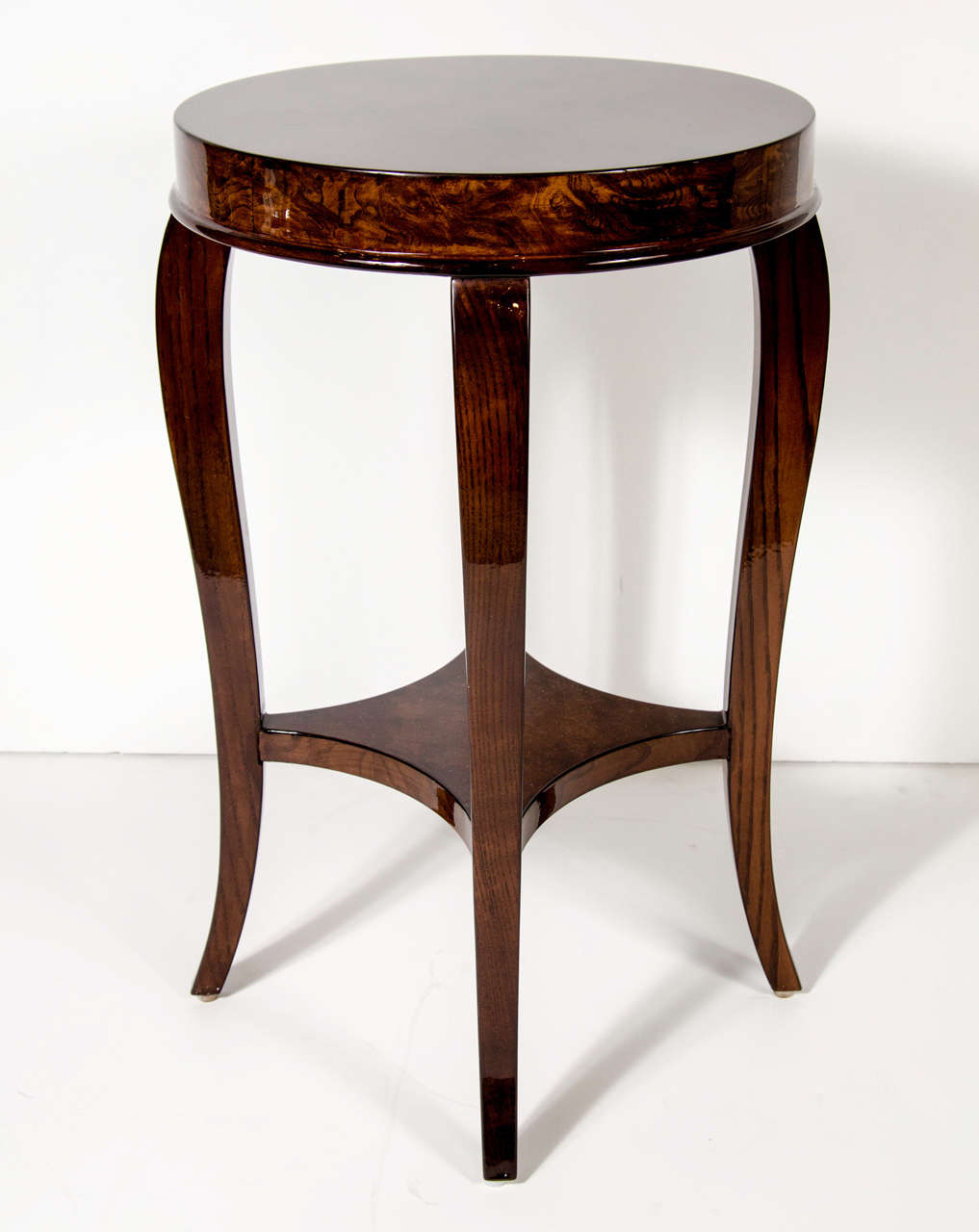 Gorgeous Art Deco Two-Tiered Occasional/End Table 7