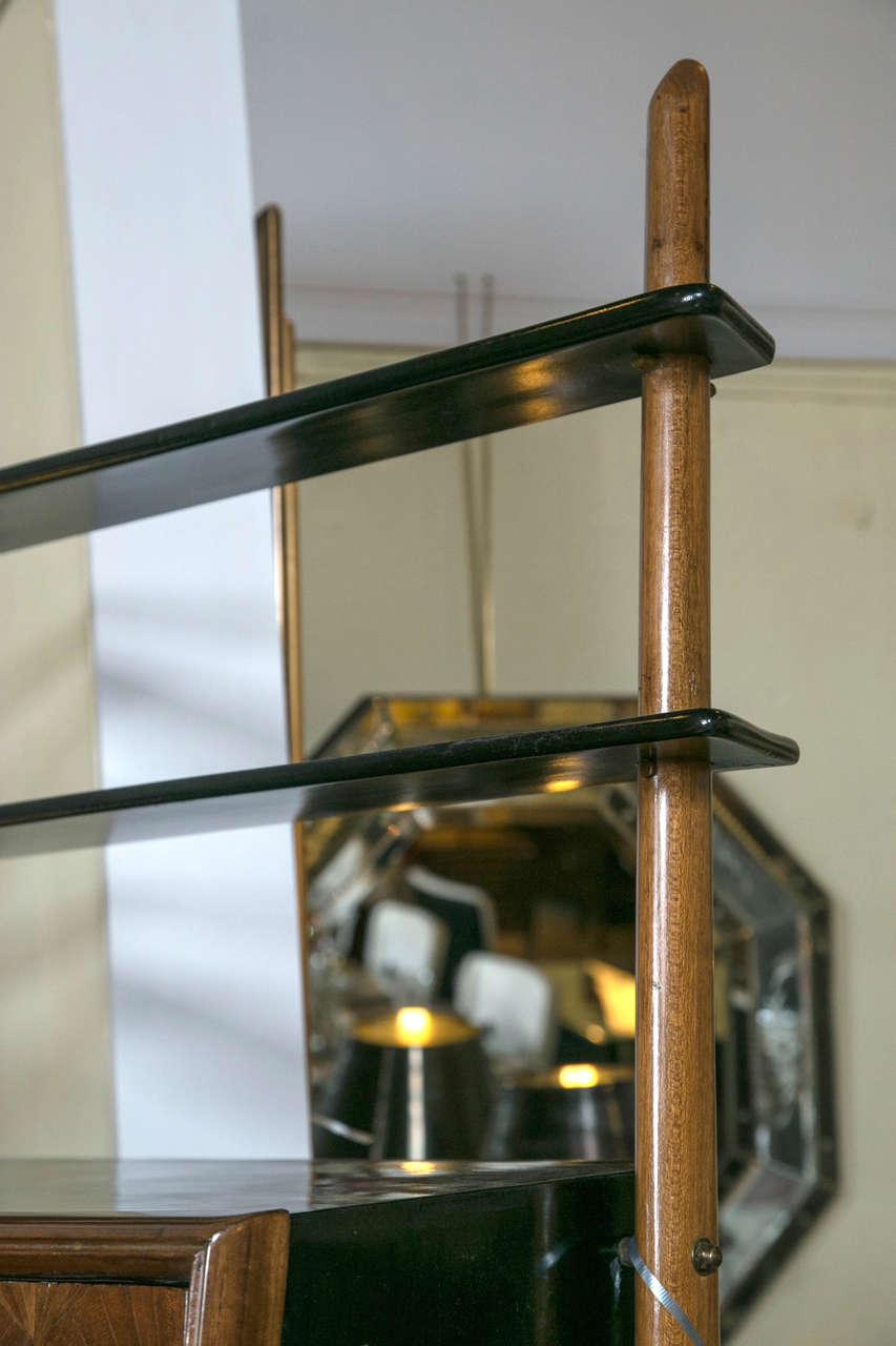 art deco bar cabinet at 1stdibs. Black Bedroom Furniture Sets. Home Design Ideas