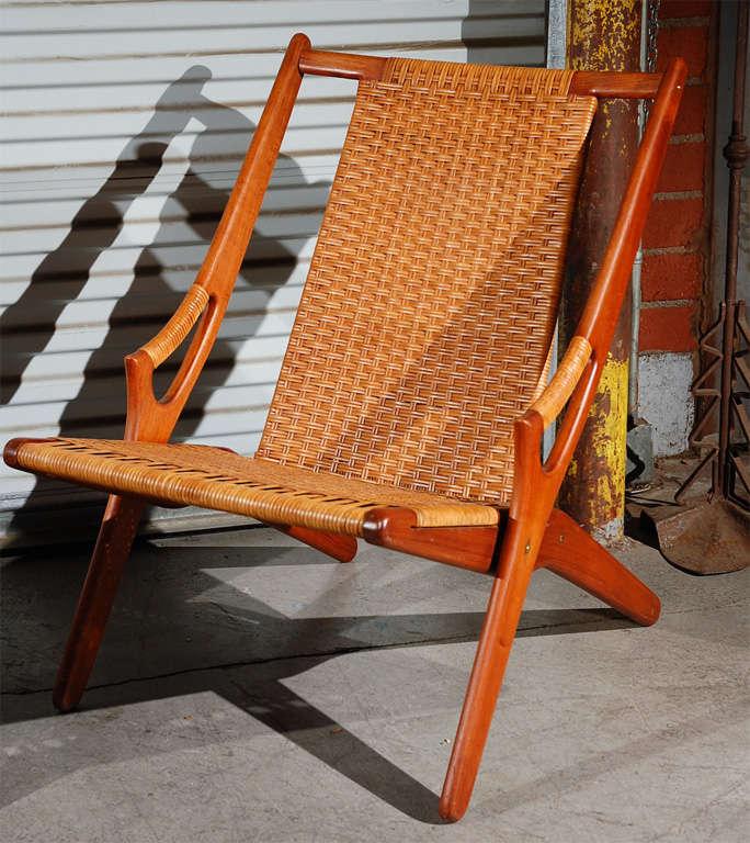 Danish Arne Hovmand-Olsen Easy Chairs For Sale