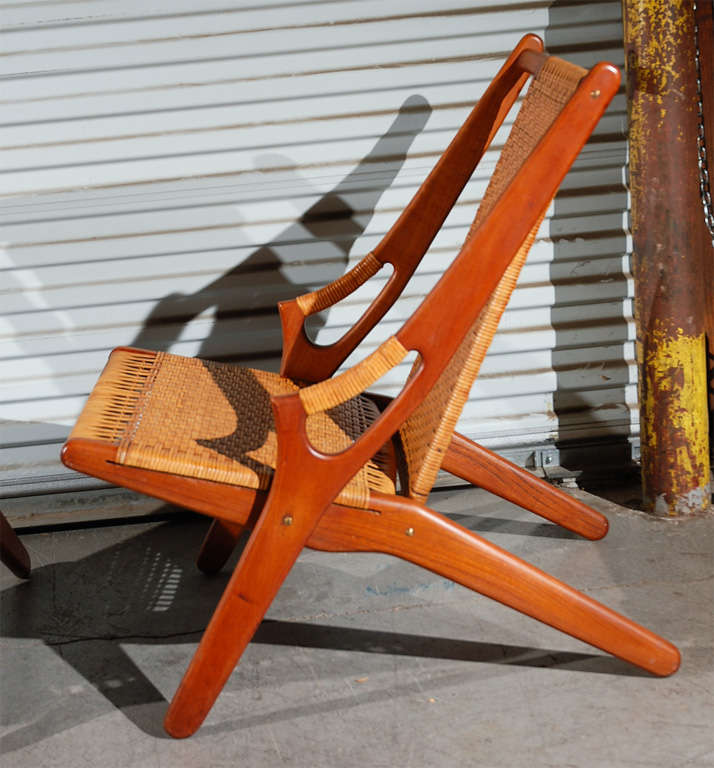 Arne Hovmand-Olsen Easy Chairs In Good Condition For Sale In Los Angeles, CA