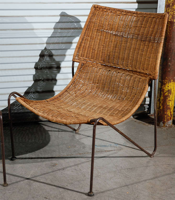 Frederick Weinberg Chair 3