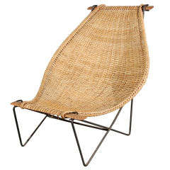 ONE Rattan Chaise Lounge