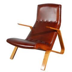 Saarinen Grasshopper Chair