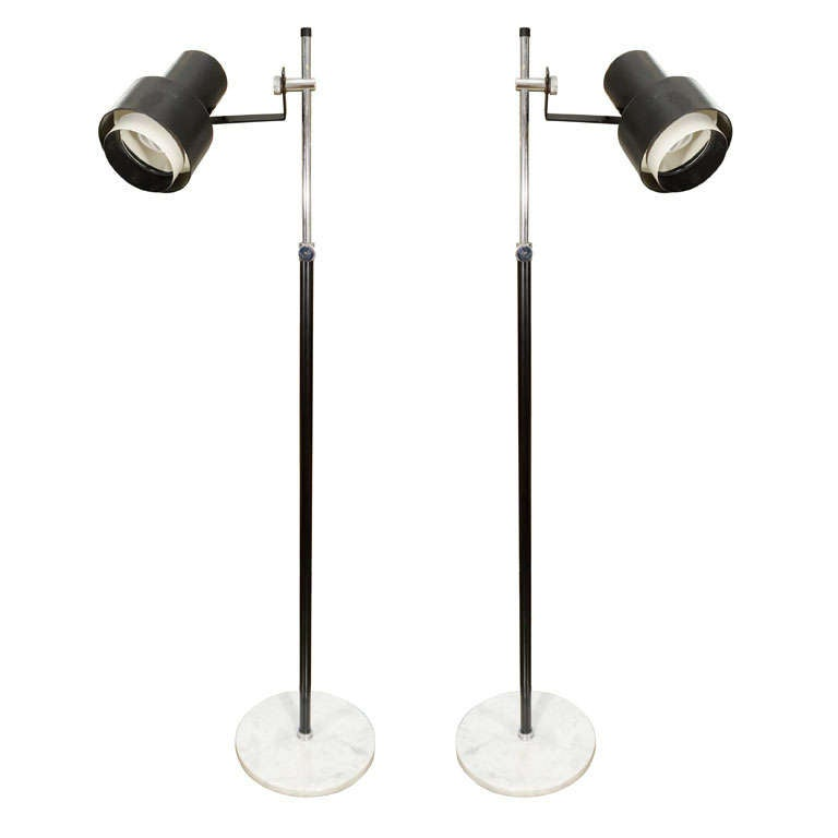 arredoluce adjustable marble base floor lamps is no longer available. Black Bedroom Furniture Sets. Home Design Ideas