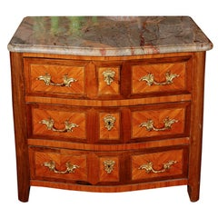 Petite 18th Century, French, Regency Commode