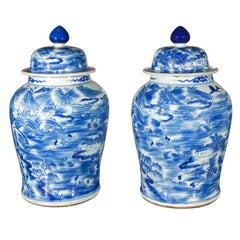 Republic Period Temple Jars