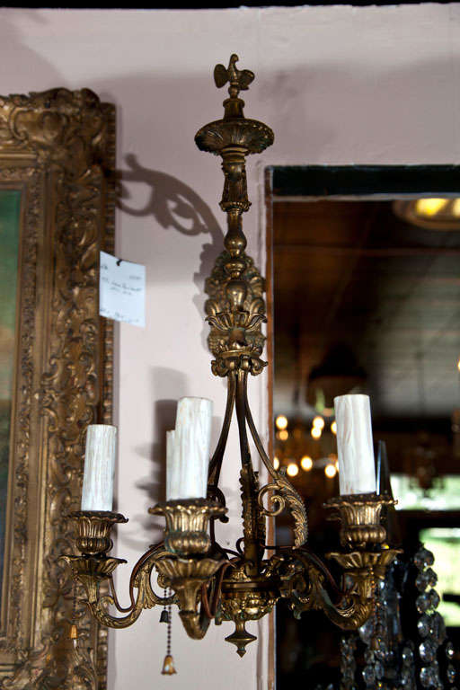 Unknown Pair Of Unusual Wall Sconces For Sale