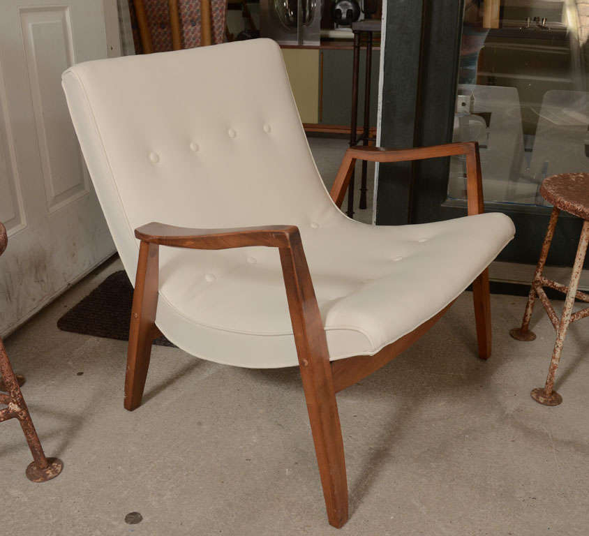 Pair of Baughman Chairs 2