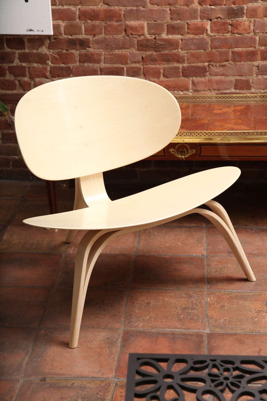 American Craftsman Ch. 1102 Crab Chair by Peter Hedstrom For Sale