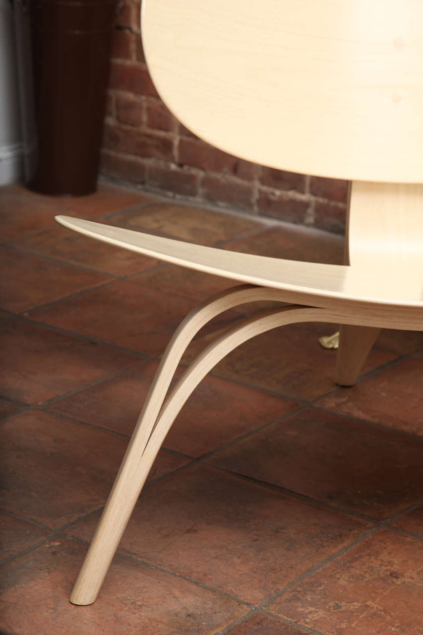 Contemporary Ch. 1102 Crab Chair by Peter Hedstrom For Sale