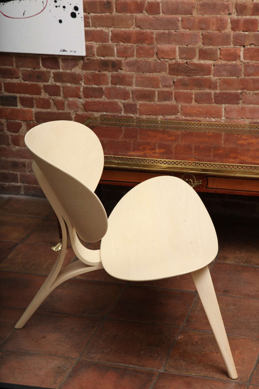 Ch. 1102 Crab Chair by Peter Hedstrom For Sale 2