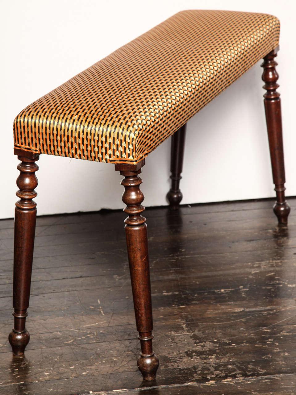 Mid 19th Century Irish Bench For Sale 3