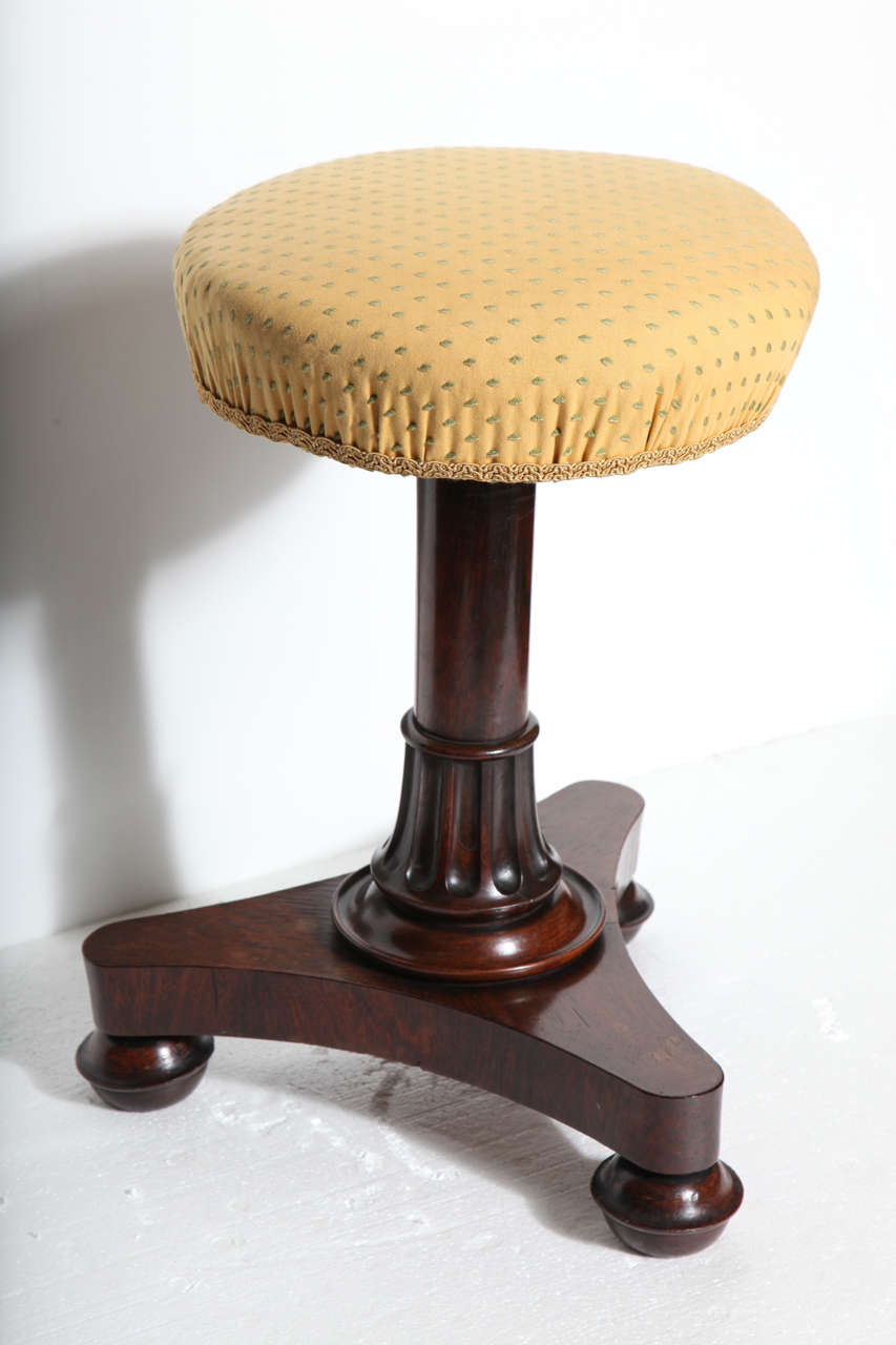19th Century Piano Stool For Sale 2