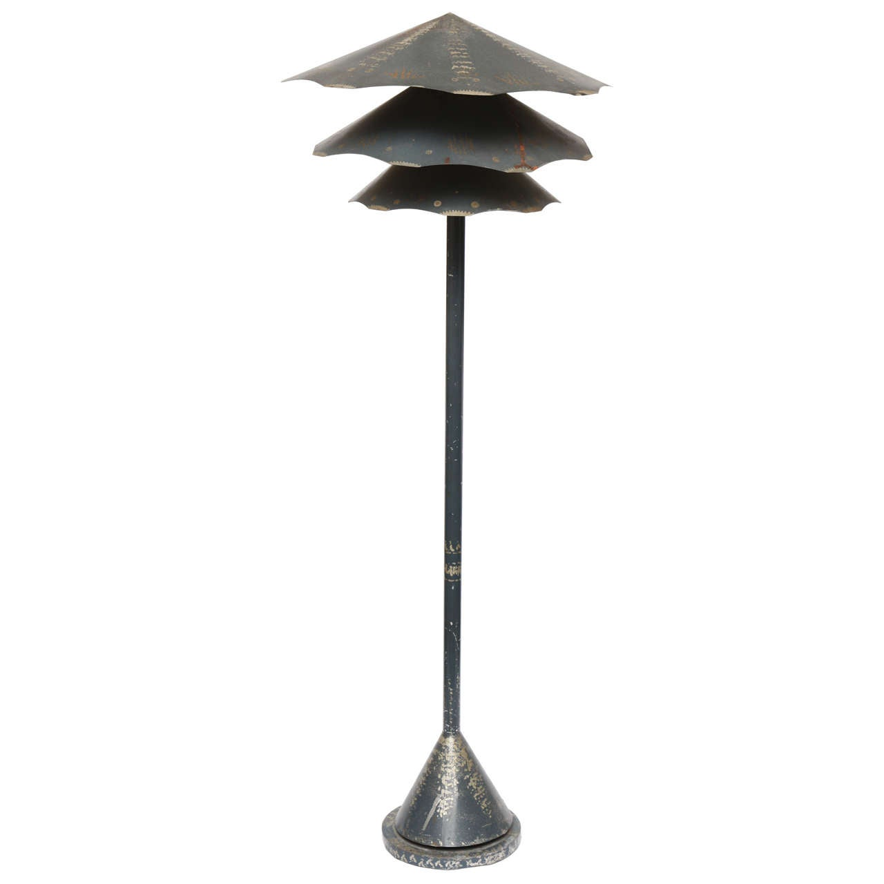 1920s art deco floor lamp attributed to joseph urban for for 1920 floor lamp