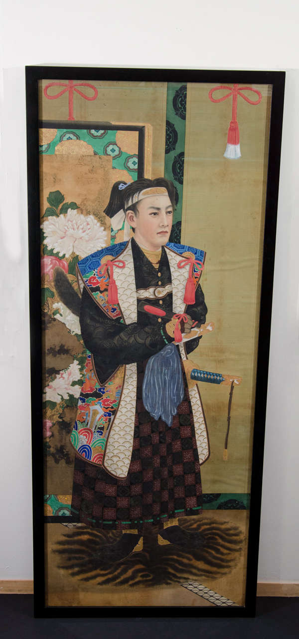 japanese art imperial paintings - photo #17