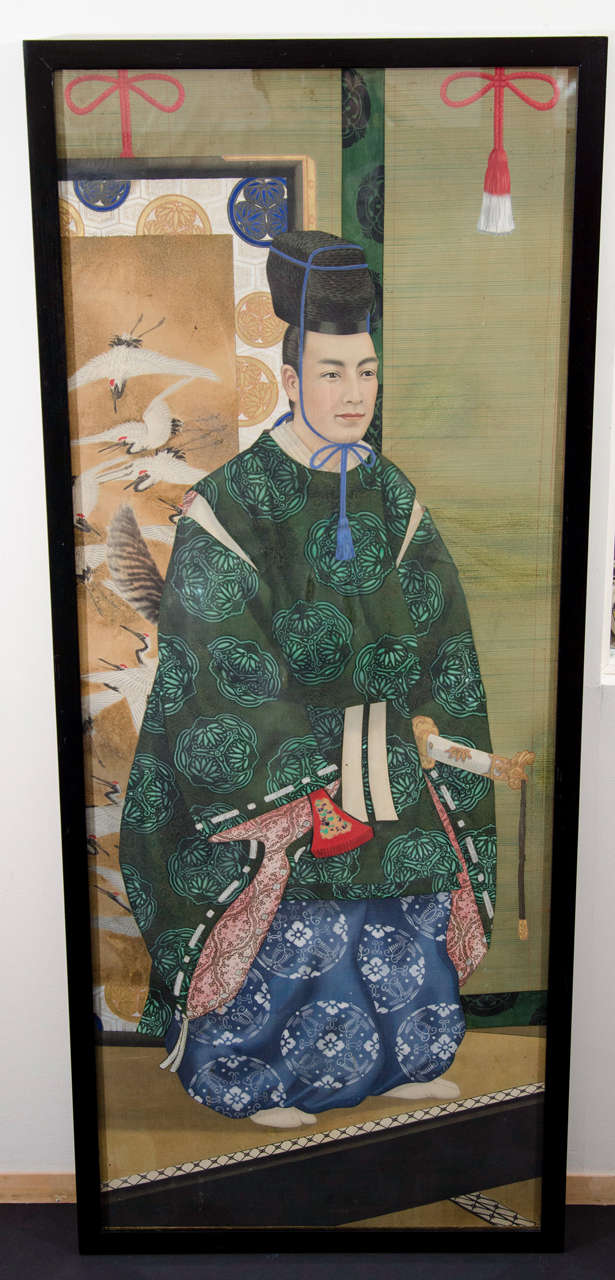 japanese art imperial paintings - photo #26