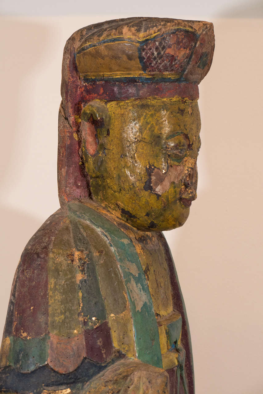 18th Century, Chinese Buddha For Sale 3