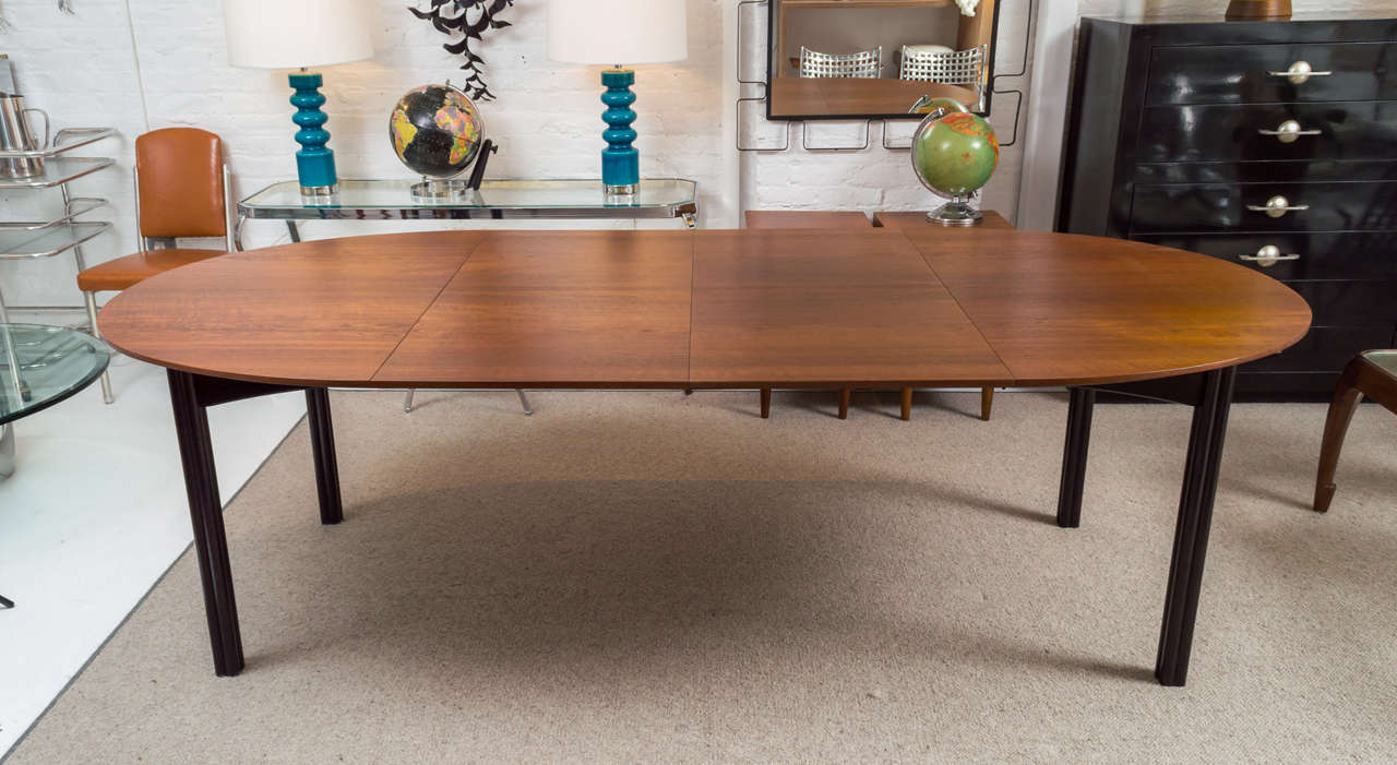 Michael taylor cyprus tree trunk dining table at 1stdibs - Michael Taylor Dining Table For Baker 2