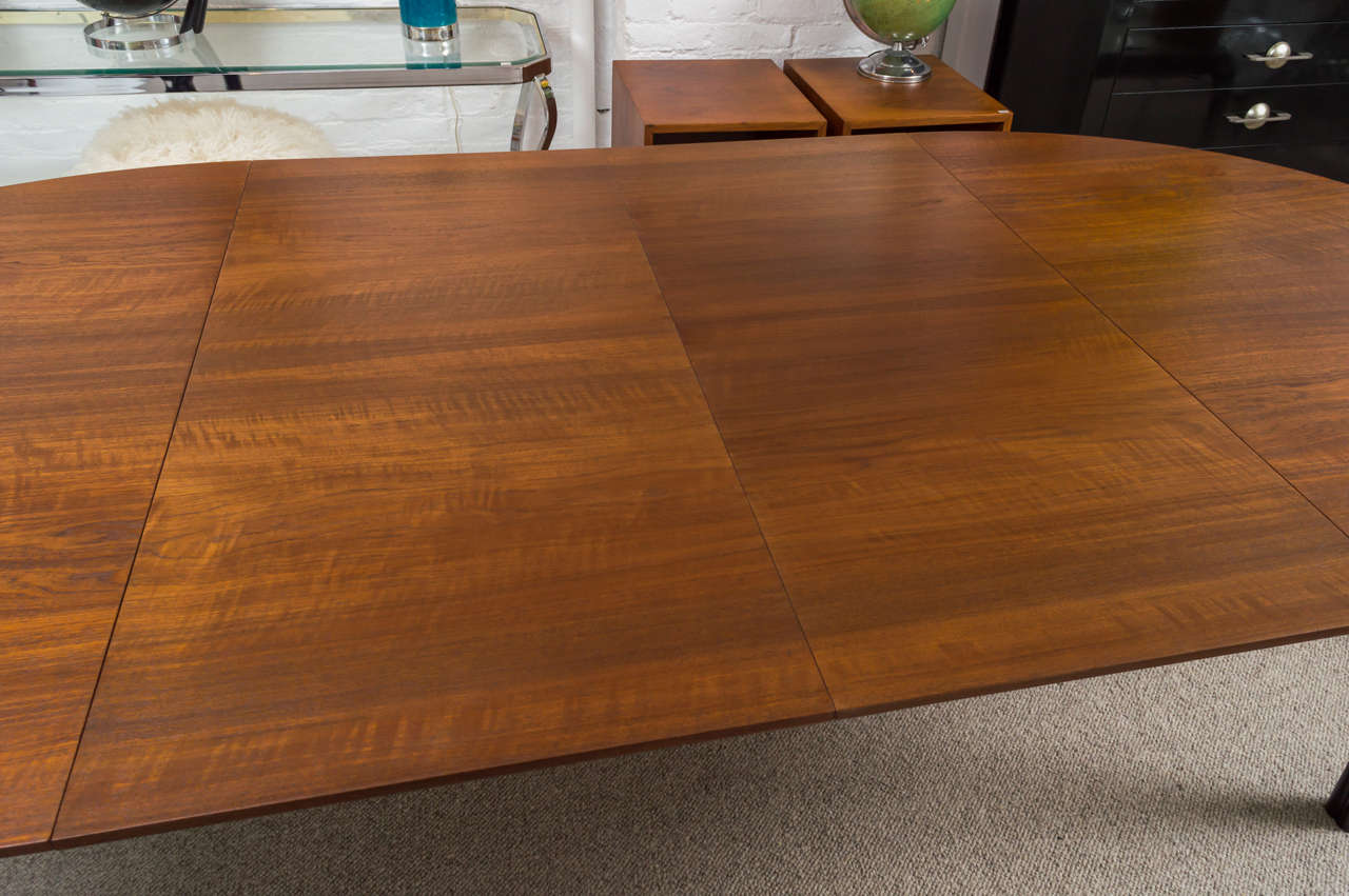 Michael taylor cyprus tree trunk dining table at 1stdibs - Michael Taylor Dining Table For Baker 3