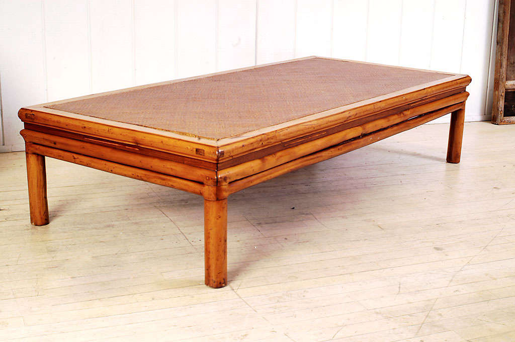 Chinese Day Bed Coffee Table At 1stdibs