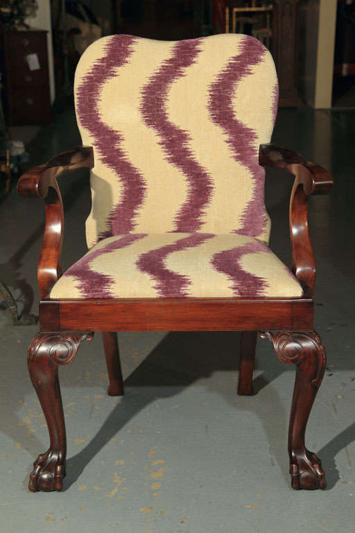English George III Style Armchairs For Sale