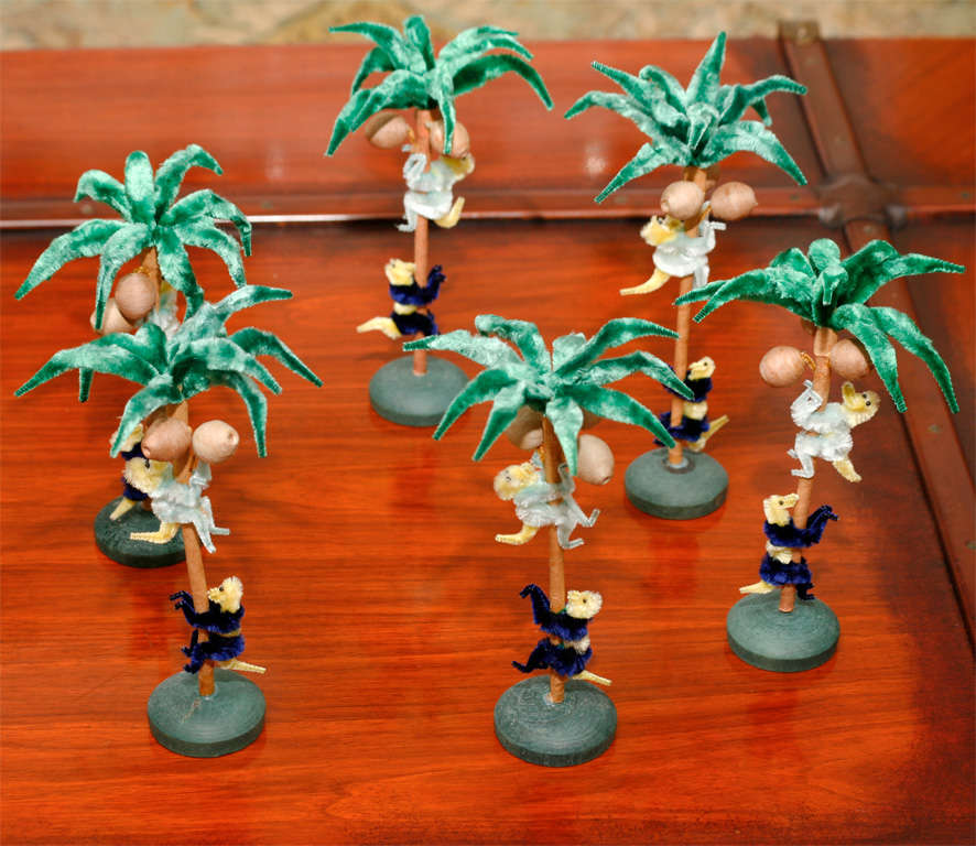 Palm Tree Table Decorations At 1stdibs