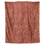 Venetian Metallic & Silk Textile Hanging/Throw