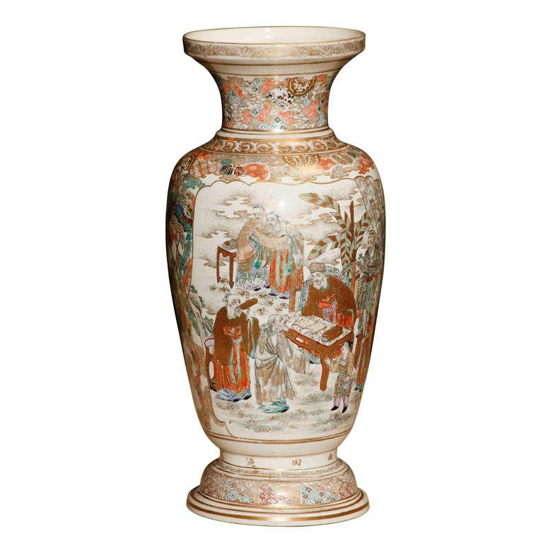 Satsuma Vase At 1stdibs